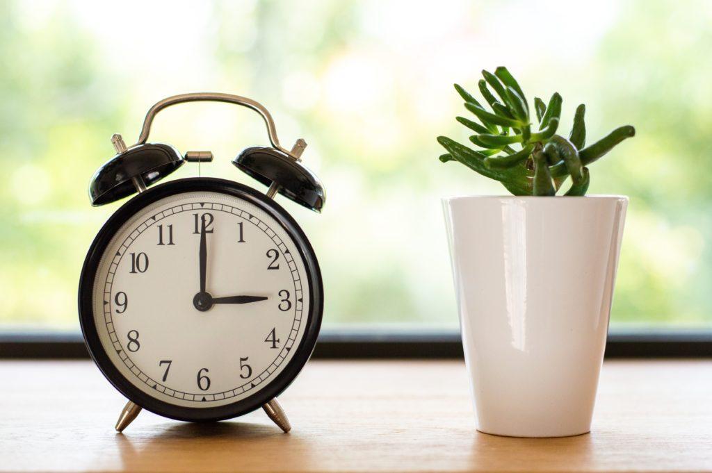忙しくて掃除が思うようにできない人は「時間割」を作ろう