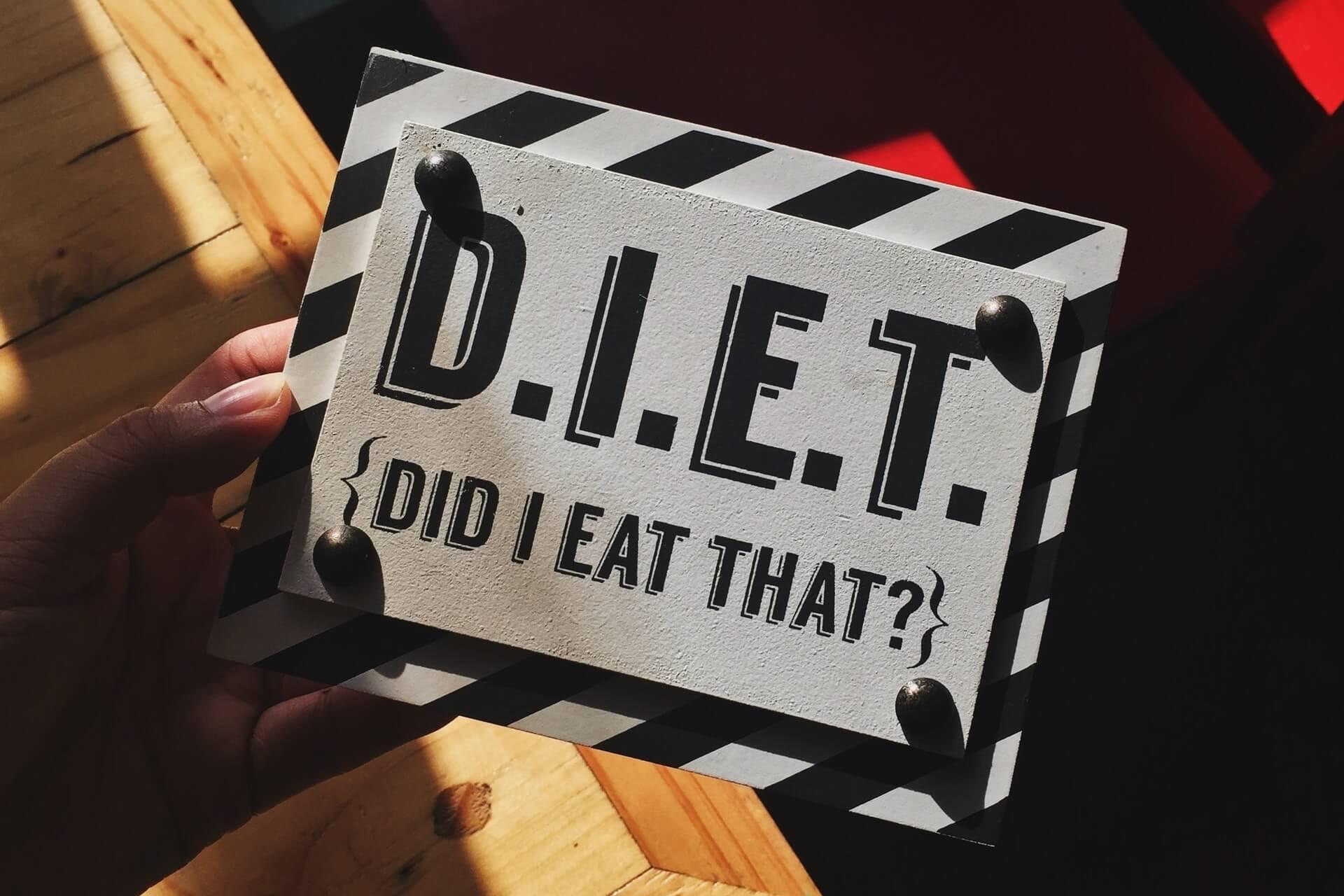 我慢なし/辛いことなしのダイエット方法